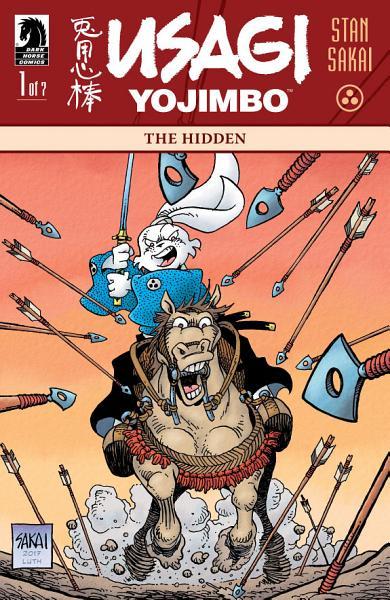 Usagi Yojimbo  The Hidden  1 PDF