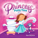 Princess Potty Time Book