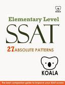 Koala SSAT Elementary Level