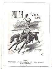 Punch: Volumes 108-109
