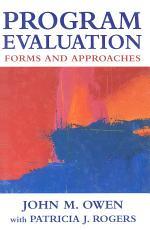 Program Evaluation PDF
