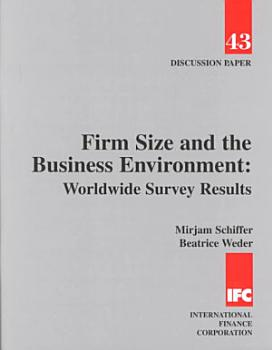 Firm Size and the Business Environment PDF