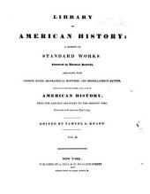 Library of American History: Volume 2