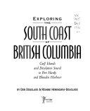 Exploring the South Coast of British Columbia