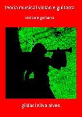 Teoria Musical Violao E Guitarra