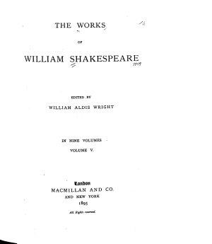The Works of William Shakespeare: King Henry VI. pts. 1-3. King Richard III. King Henry VIII