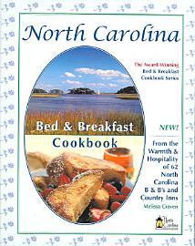 North Carolina Bed   Breakfast Cookbook