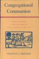 Congregational Communion PDF