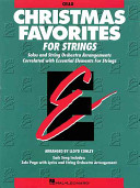Essential Elements Christmas Favorites for Strings