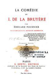 La comédie de Jean de La Bruyère