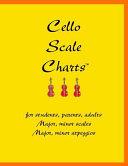 Cello Scale Charts