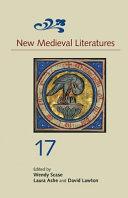 New Medieval Literatures 17 PDF