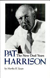 Pat Harrison