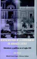 Desencuentros de la modernidad en Am  rica Latina PDF
