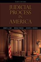 Judicial Process in America  9th Edition PDF