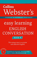 Collins Webster s Easy Learning English Conversation PDF