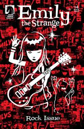 Emily the Strange #4: The Rock Issue