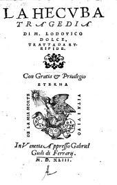 La Hecuba, Tragedia, Tratta Da Euripide