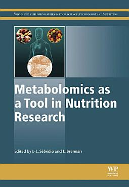 Metabolomics as a Tool in Nutrition Research PDF