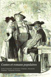 Contes et romans populaires