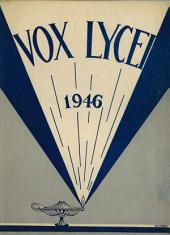 Vox Lycei 1945-1946