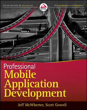 Professional Mobile Application Development PDF