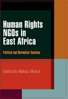 Human Rights NGOs in East Africa PDF