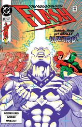 The Flash (1987-) #36