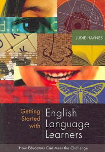 Getting Started with English Language Learners Book