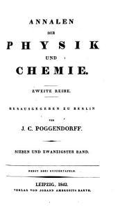Annalen der Physik und Chemie: Band 2;Bände 57-58