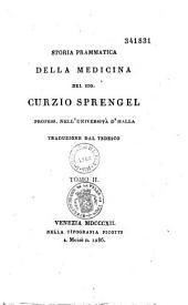 Storia Prammatica Della Medicina...
