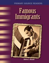 Famous Immigrants