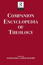 Companion Encyclopedia of Theology