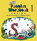 Jolly Phonics Workbook PDF