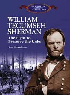 William Tecumseh Sherman Book