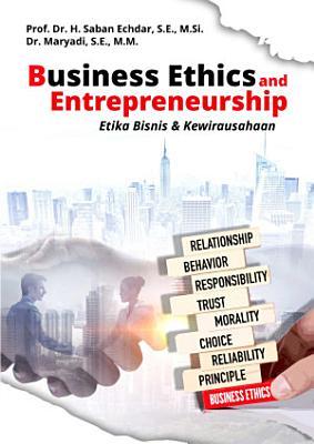 Business Ethics And Entrepreneurship PDF