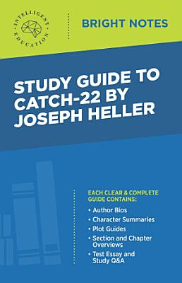 Study Guide to Catch 22 by Joseph Heller