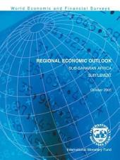 Regional Economic Outlook, October 2005: Sub-Saharan Africa: Supplement