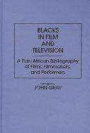 Blacks in Film and Television PDF