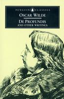 De Profundis and Other Writings PDF