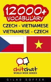 12000+ Czech - Vietnamese Vietnamese - Czech Vocabulary