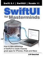 SwiftUI for Masterminds PDF