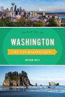 Washington Off the Beaten Path   Book