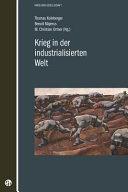 Krieg In Der Industrialisierten Welt