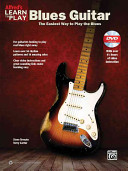 Alfred s Learn to Play Blues Guitar PDF