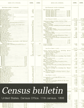 Census Bulletin: Issue 134