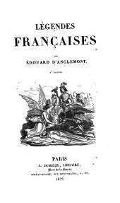 Legendes françaises