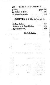 Le cabinet des fées ou Collection choisie des contes des fées, et autres contes merveilleux: Volume31