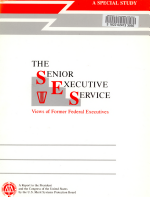 The Senior Executive Service Views of Former Federal Executives PDF