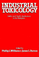 Industrial Toxicology PDF